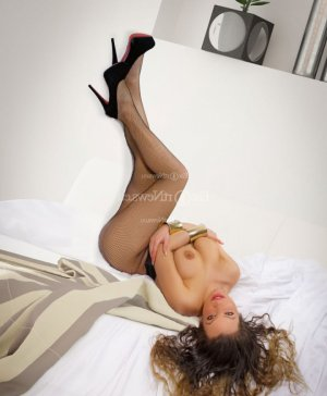 Anne-pascale escorts